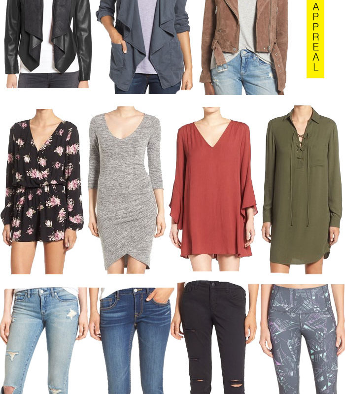NORDSTROM ANNIVERSARY SALE FAVS